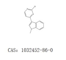 3-(2-氯嘧啶-4-基)-1-甲基吲哚