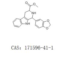 顺式-(1R,3R)-1,2,3,4-四氢-1-(3,4-亚甲二氧基苯基)-9H-吡啶并[3,4-B]吲哚-3-羧酸甲酯他达那非中间体