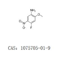 4-氟-2-甲氧基-5-硝基苯胺