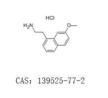 2-(7-甲氧基萘-1-基)乙胺盐酸盐