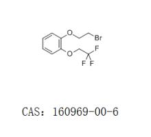 2-[2-(2,2,2-三氟乙氧基)苯氧基]乙基溴