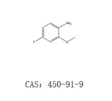 4-氟-2-邻甲氧基苯胺